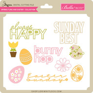 Spring Fling and Easter - Collection