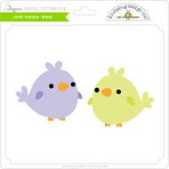 Fairy Garden - Birds