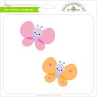 Fairy Garden - Butterflies