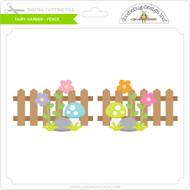 Fairy Garden - Fence