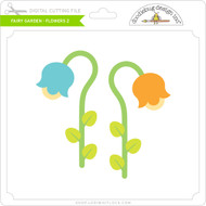 Fairy Garden - Flowers 2