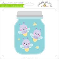 Fairy Garden - Lightning Bug Jar