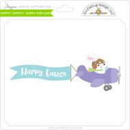 Hippity Hoppity - Bunny Airplane