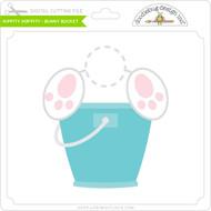 Hippity Hoppity - Bunny Bucket
