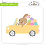 Hippity Hoppity - Bunny Car 2