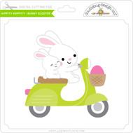 Hippity Hoppity - Bunny Scooter