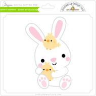 Hippity Hoppity - Bunny with Chicks
