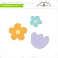 Hippity Hoppity - Flowers 2