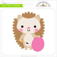 Hippity Hoppity - Hedgehog