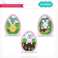 Box Card Easter Egg Bundle