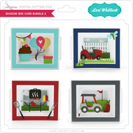 Shadow Box Card Bundle 2