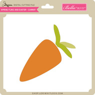 Spring Fling and Easter - Carrot