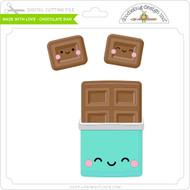 Made with Love - Chocolate Bar