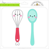 Made with Love - Cooking Utensils 4