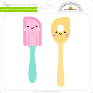 Made with Love - Cooking Utensils 5