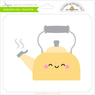 Made with Love - Tea Kettle