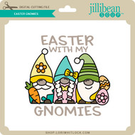 Easter Gnomies