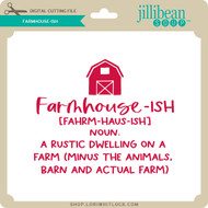 Farmhouse ish