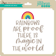 Rainbows are Magic