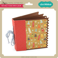 4x4 Multi Edge Mini Album