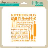 Kitchen Rules 2