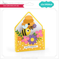 Box Card Envelope Bee