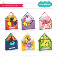 Box Card Envelope Bundle 2