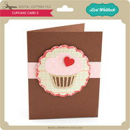 Cupcake Card 3