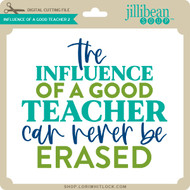 Influence of a Good Teacher 2