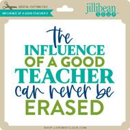 Influence of a Good Teacher 2