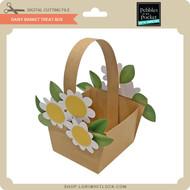 Daisy Basket Treat Box