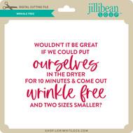 Wrinkle Free