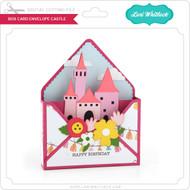 Box Card Envelope Castle