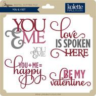 You & I Set