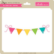 My Candy Girl - Bunting