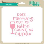Wine Cardio