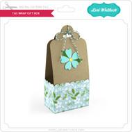 Tag Wrap Gift Box