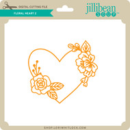 Floral Heart 2
