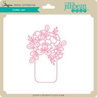 Floral Jar