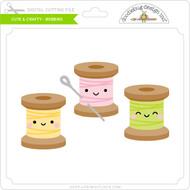 Cute & Crafty - Bobbins