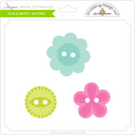 Cute & Crafty - Buttons