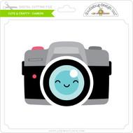 Cute & Crafty - Camera