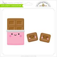 Cute & Crafty - Chocolate Bar