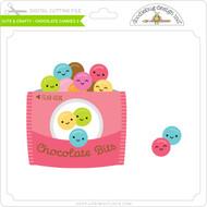 Cute & Crafty - Chocolate Candies 2
