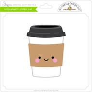 Cute & Crafty - Coffee Cup
