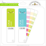 Cute & Crafty - Color Swatches