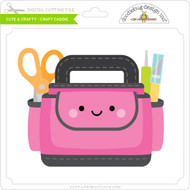 Cute & Crafty - Craft Caddie