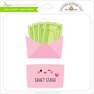 Cute & Crafty - Craft Stash