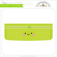 Cute & Crafty - Cutting Board 2