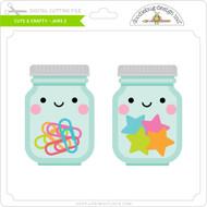 Cute & Crafty - Jars 2